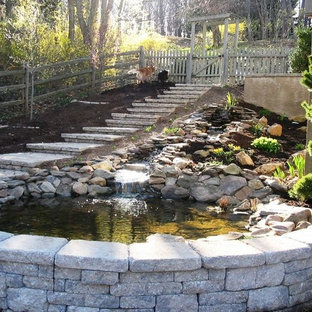 Design ideas for a traditional landscaping in Philadelphia.