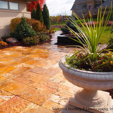 Contemporary Landscape by Switzer's Nursery & Landscaping, Inc.