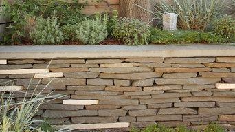 Naturally-Built Astoria Backyard