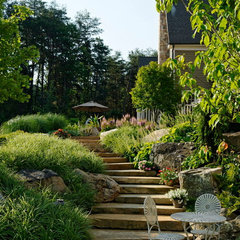 contemporary landscape by Surrounds Landscape Architecture and Construction