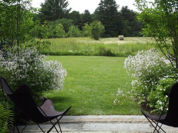 Modern Garten by Ann Kearsley Design - Cambridge