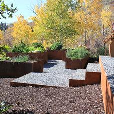 Contemporary Landscape by Landform Design Group