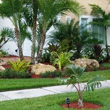Tropical Landscape by Nerak C0. Landscaping