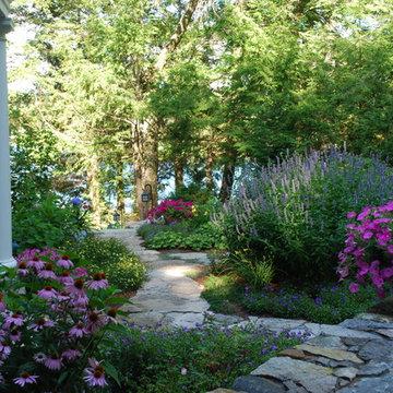 New England Cottage Garden