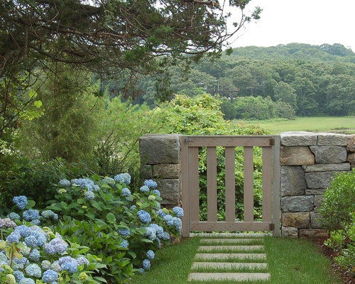 Wooden Garden Gates Home Design Ideas Pictures Remodel