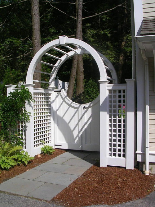 Full Moon Gate Ideas Pictures Remodel And Decor