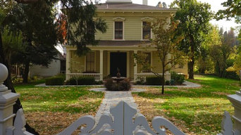 New Formal Entry for a Historic Home