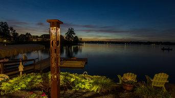 *NEW* Outdoor Lighting Perspectives Sculpture Lights