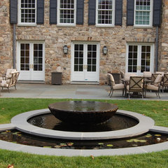 landscape by Cross River Design, Inc.