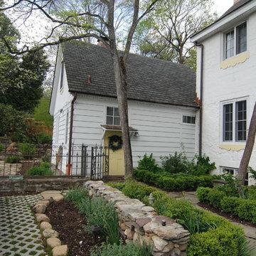 New York Dutch Colonial Restoration