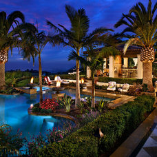 Tropical Landscape by Mark Scott Associates | Landscape Architecture