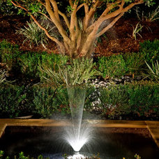 Mediterranean Landscape by Mark Scott Associates | Landscape Architecture