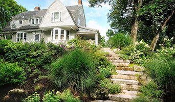 Newton, MA front yard renovation