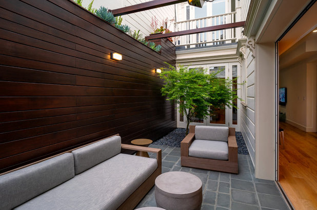 Contemporary Garden by Seed Studio Landscape Design