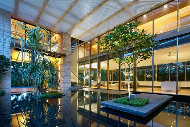 Contemporary Landscape by Greg Shand Architects