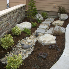 Craftsman Landscape by G. A. Scalzo, Inc.