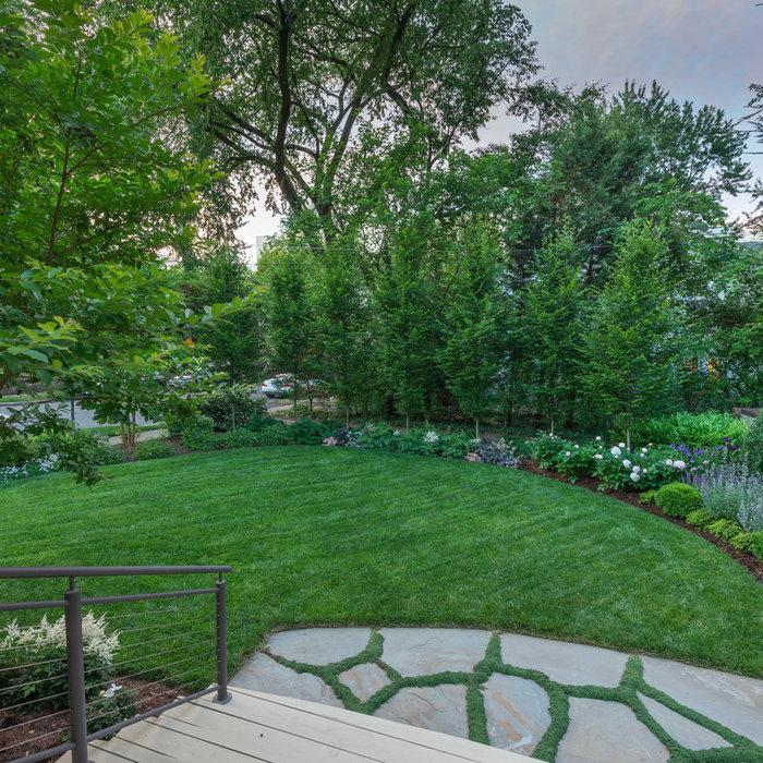 Romantic Classic Garden