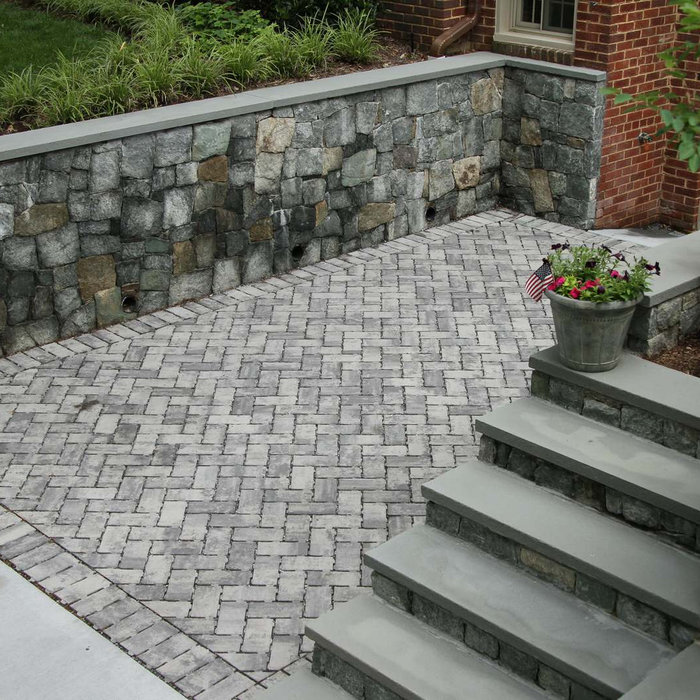 NW Permeable Driveway and Garden Renovation