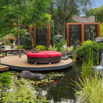 O'Brien, K. - Balinese Inspired Garden