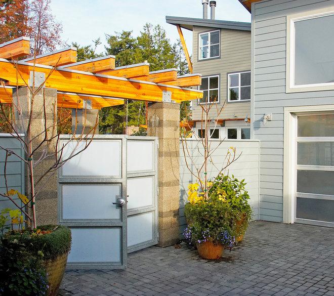 Modern Landscape by Dan Nelson, Designs Northwest Architects