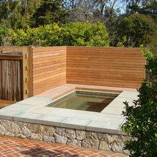 Traditional Landscape by Randy Thueme Design Inc. - Landscape Architecture