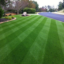 Lawn Stripes to Strive For
