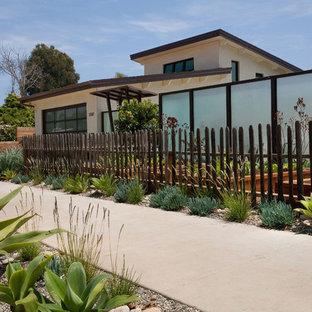 Esempio di un orto in giardino design esposto in pieno sole