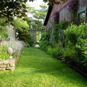 Old Farm Nursery: Display Gardens
