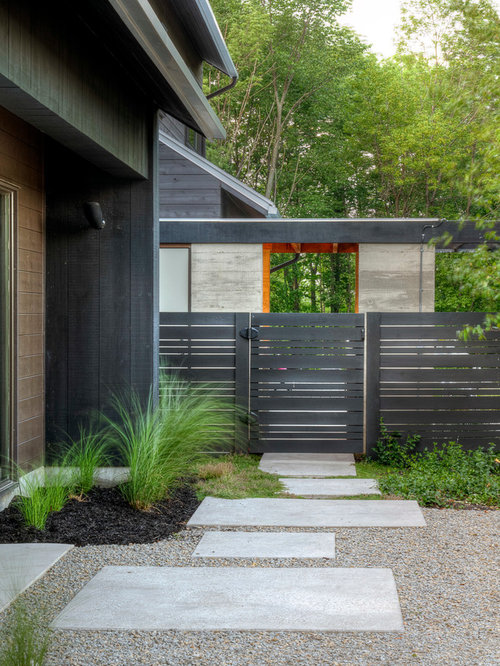 36 842 modern landscape design ideas remodel pictures for Home garden design houzz