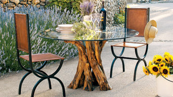 Old Vine Grapevine Dining Table