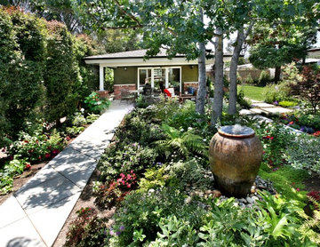 Orange County California Residential Landscape Design