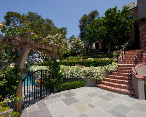 Pergola Gates Home Design Ideas Pictures Remodel And Decor
