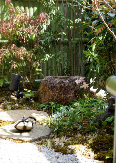 和室・和風 庭・ランドスケープ by en景観設計株式会社/en landscape design