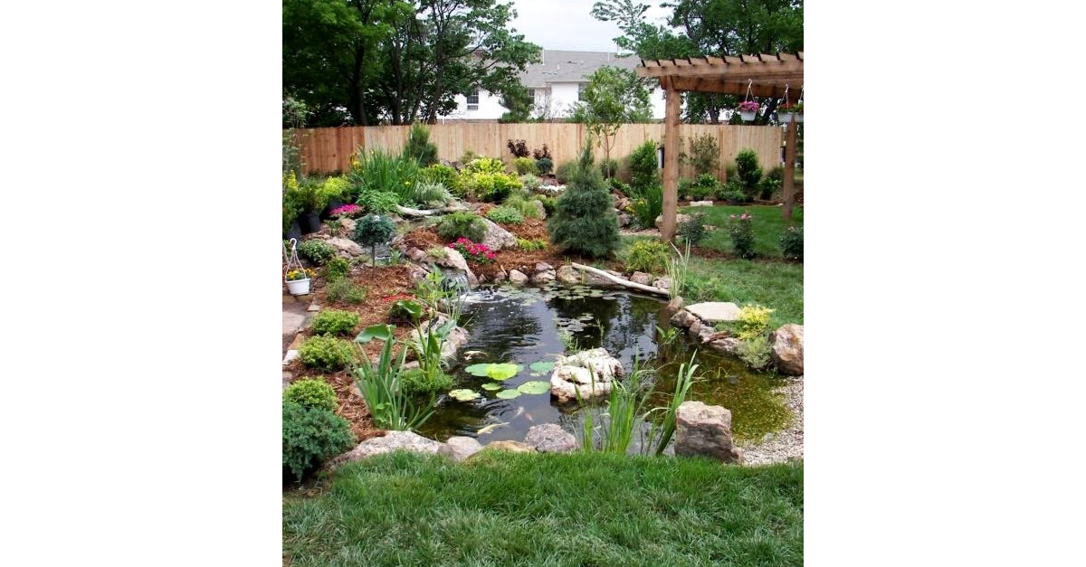 Oklahoma's Finest Custom Water Feature Builder cover image