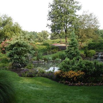 Outdoor Design & Plantings