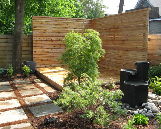 Privacy Fence Home Design Ideas Pictures Remodel And Decor