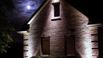 Outdoor House Lighting
