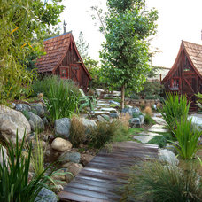 Rustic Landscape by The Rustic Way