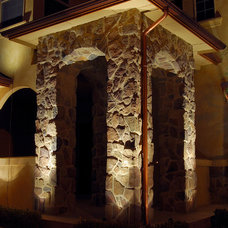 Mediterranean Landscape by Lite4 Outdoor Lighting