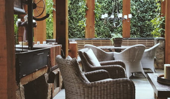 Outdoor living and Argentine grill