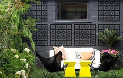 Get a Knack for Black in the Garden