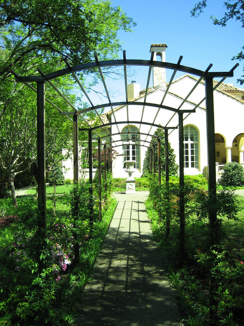 iron arbor photos - Arbor Design Ideas