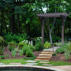 Traditional Landscape by MOSAIC Group [Architects and Remodelers]