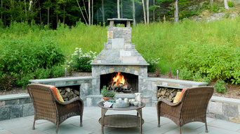 Outdoor Living Room Project