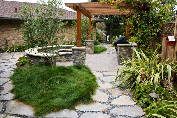 Contemporary Landscape by Sage Ecological Landscapes and Nursery