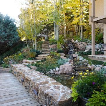 Outdoor Living Space - Arrowhead, Colorado