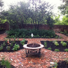 Traditional Landscape by C. Johnson Landscape Design Group