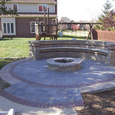 Contemporary Landscape by Country Gardens Landscaping