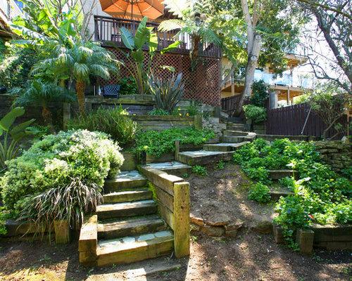 inexpensive backyard landscaping houzz