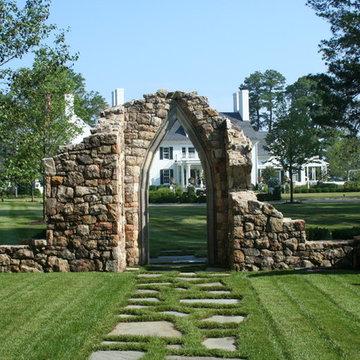 Outdoor Room- Church Ruins